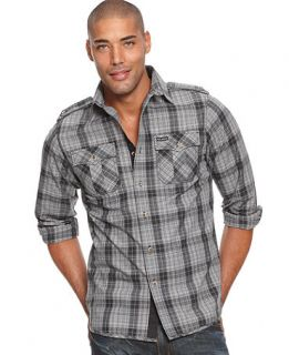 Rocawear Shirt, Kings Bridge Road Shirt   Mens Casual Shirts