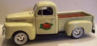 National Motor Mint 1949 Ford F 1 Pickup Truck Madison County Diecast