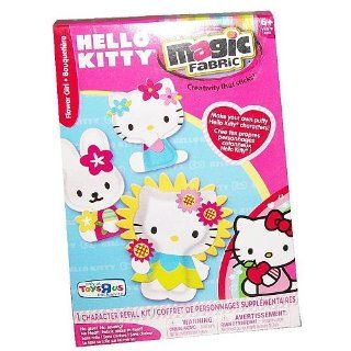 Magic Fabric Hello Kitty Flower Girl Refill Kit