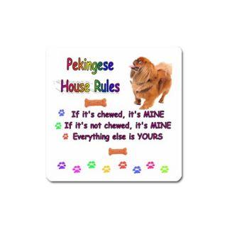 Puppies Unique Funny Comic Comical Slogan Picture Fridge Magnet