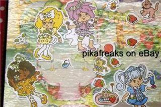 Shortcake 1990s Doll Playset Presto Magix Playset RoseArt USA Seller