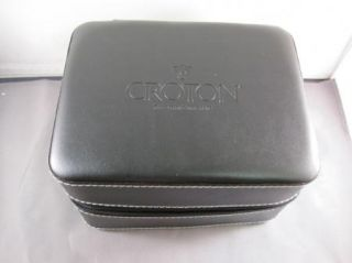organizer gift description this sale is for a new croton faux leather