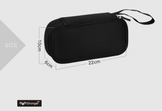 Carry Case Bag Pouch Strap for Laptop Gadgets Accessories AC Power