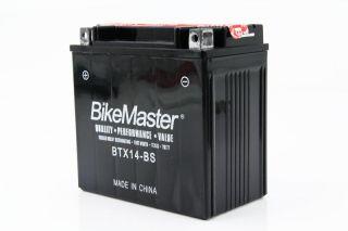 VRSCDX Night Rod Special Bikemaster Maintenance Free Battery