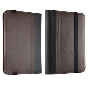 Philips Hard Folio Case Cover for Kindle 3 Brown