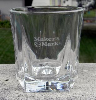 Makers Mark Kentucky Straight Bourbon Whisky Glass