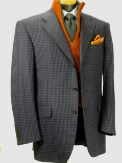 RARE $3500 OXXFORD Clothes Crest Sport Coat Escorial Wool 41 42 R Near