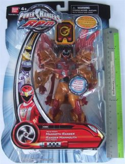 Power Rangers RPM Moto Morph Mammoth Ranger Item 31035 Brand New