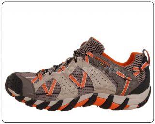 Merrell Waterpro Maipo Orange Mens Aquatic Trail Shoes