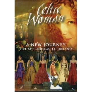 Celtic Woman A New Journey DVD as Seen on PBS