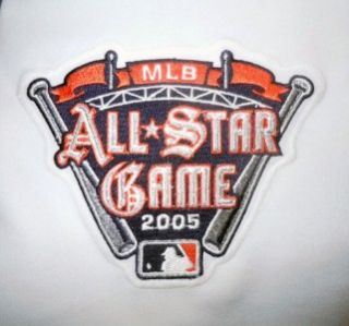 Manny Ramirez Boston Red Sox 2005 Game Worn All Star Game Jersey Size