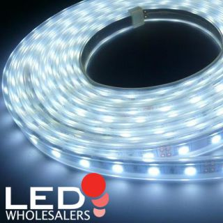 Flexible 300 3825 SMD LED 16 Feet Lighting Strip 3M Tape Many Colors