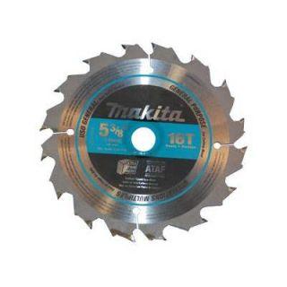 Makita A 94904 5 3 8 16T Carbide Tipped General Purpose Circular Saw