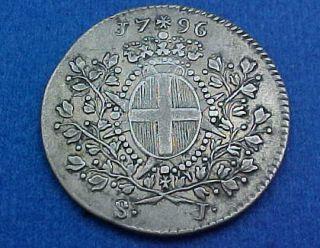 Coin Grand Master de Rohan Knights of Malta Order of St John