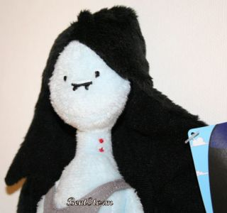 Adventure Time With Finn and Jake Marceline Abadeer Plush Toy Vampire