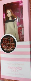 The doll is new, never removed from box (NRFB) and the box is in