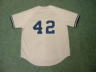 Mariano Rivera New York Yankees Away Jersey XL