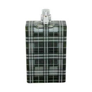 Brit by Burberry 3 3 3 4 oz EDT Cologne Men Tester 556780000063