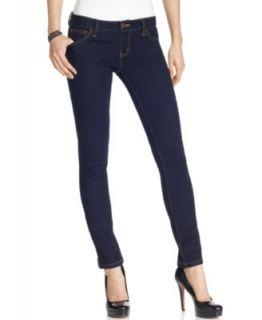 Celebrity Pink Jeans Juniors, Skinny Black Wash   Juniors Jeans