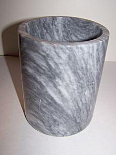 Caesars Casino Atlantic City NJ Solid Marble Crock
