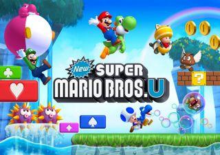 New Super Mario Bros. U (Wii U, 2012),  WiiU, Luigi