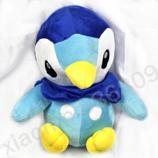 New Pokemon Blue Penguin 12 Plush Toy Doll P18