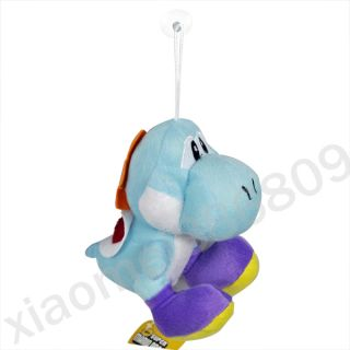 Super Mario Bros Yoshi 7 Plush Toy Doll M69