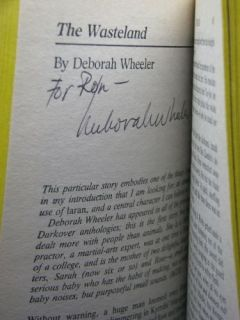 Signatures Red Sun of Darkover Ed by Marion Zimmer Bradley 1987