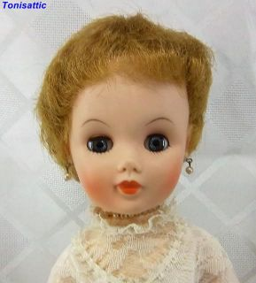 Vintage 1950s Marjorie Doll by Belle Doll Toy Co