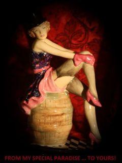 Marlene Dietrich Figure Figurine Statue Kevin Francis