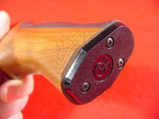 Thompson Center Contender TC Ambidextrous Wood Pistol Grip w