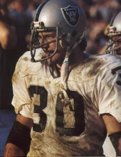 Mark Van Eeghen Oakland Raiders Photo CLOSEOUT