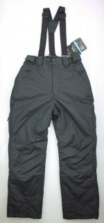 Bezzy Protekt Lt Black Ski Snowboard Insulated Pants Bib MenS