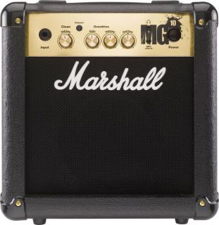 Marshall MG10 10 Watt Practice Guitar Amplifier MG 10