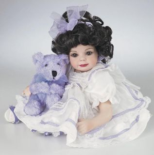 Marie Osmond Doll Baby Annette Tiny Tot 5 quot Seated