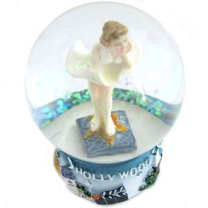 Hollywood Marilyn Monroe Snow Globe