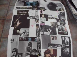 The Beatles White Album Double 12 Vinyl Record LP Poster 4 Prints