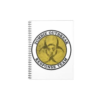 Zombie Outbreak Response Team (Biohazard) Journals