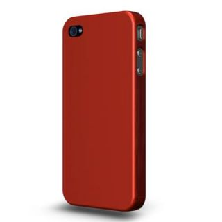 Marware Red MicroShell Hard Case for Apple iPhone 4 4G