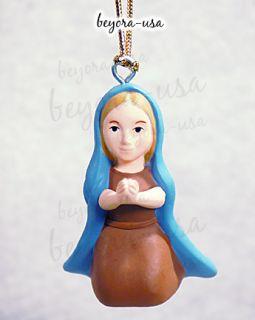 Drummer Boy Ornaments Nativity Set Baby Jesus Mary Joseph Set