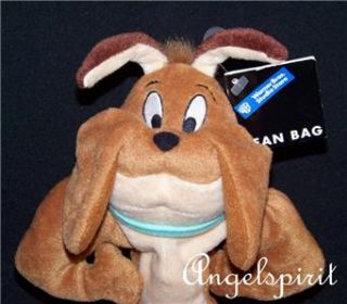 Marc Anthony Warner Bros Studio Store Plush WB Bean Bag Looney Tunes