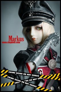 Markus Ringdoll RD Boy Super Dollfie Size BJD Doll 1 3