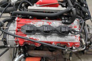 93 96 Maserati Ghibli V6 4AC 24V 2 8L Engine Transmission Biturbo