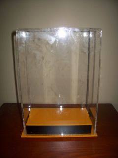 Acrylic Custom 7X9X4Inch Black&Gold Case for Any McFarlane Pittsburgh