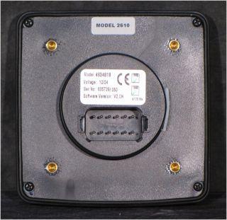 Auto Maskin 4934818 Cummins Engine Control Panel