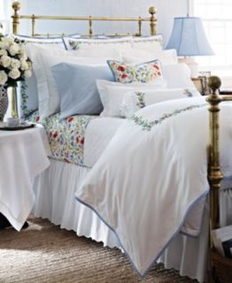 Lauren Ralph Lauren Bedding, Winter Rose Queen Sheet Set   Bedding