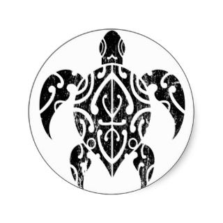 cars for tribal stickers hawaiian Turtle Designs Tribal Tattoo Hawaiian