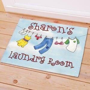 Personalized Laundry Room Doormat My Laundry Room Floor Mat Door Mat