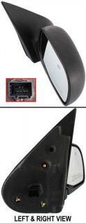 Right Side New Mirror Heated Power RH Passenger Hand 1L2Z17682CAA