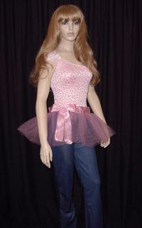 Teachers! MATERIAL GIRL Madonna Dance Costume SIZE CHOICE Mostly Child